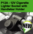 P12A - 12V Cigarette Lighter Socket